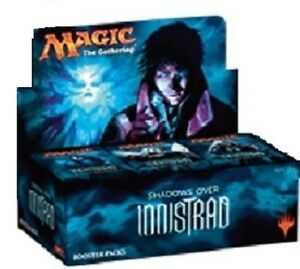 Shadows over Innistrad Booster Pack englisch Sammelkartenspiele/TCGs Magic the Gathering MtG Booster