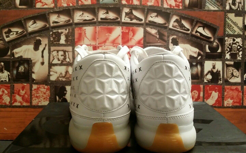 Nike Kobe X Metà Ext Uomini Bianchi / Gomma Sz   Marroni Sz Gomma 8,5 52a9af