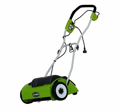 Greenworks 14 Inch 10 Amp Corded Dethatcher 27022 841821003104 Ebay The greenworks dethatcher 27022 is designed for homeowners who want a lush lawn that is healthy, strong & vibrant. ebay