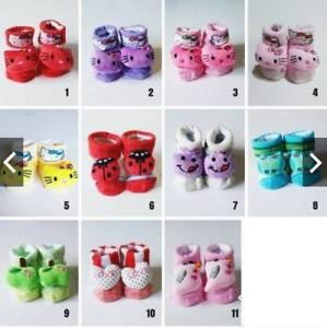 Newborn-Character-Socks-Girls