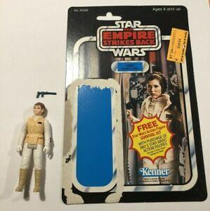 Star-Wars-Vintage-Princess-Leia-Hoth-COMPLETE-w-41A-Cardback-UNCUT