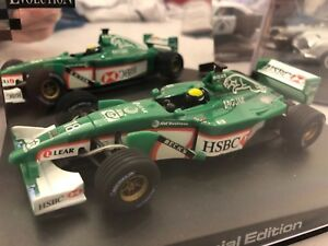 Carrera-Evolution-Special-Edition-Beck-S-Formula-1-Jaguar-Nip-Verzwirbelt