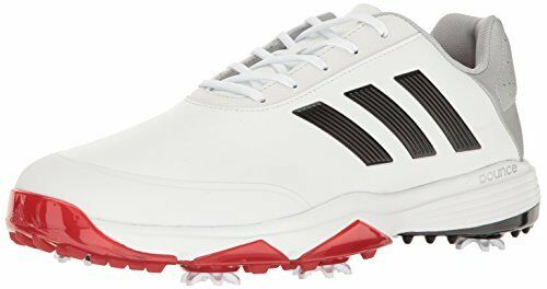 adidas Golf Mens Adipower Bounce Ftwwht/Cb Shoe- Pick Price reduction Brand discount