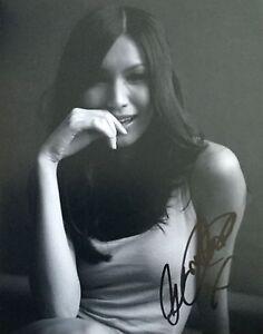Gemma-Chan-signed-10x8-Image-A-photo-UACC-registered-dealer-COA-AFTAL