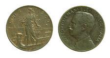 pcc1377_102) Regno d Italia Vittorio Emanuele III  Centesimi 2 Prora 1909