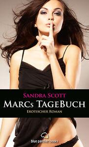 Marcs-TageBuch-Erotischer-Roman-von-Sandra-Scott-blue-panther-books