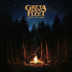 From-The-Fires-Greta-Van-Fleet-2017-CD-NUOVO