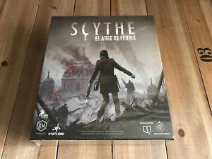 juego de mesa - El Auge de Fenris - exp. SCYTHE - Maldito Games Precintado