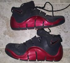 ab5afb452611c item 3 Nike Zoom Lebron 4 IV 2007 Black Red Varsity Crimson 314647-002 RARE  Men s US 12 -Nike Zoom Lebron 4 IV 2007 Black Red Varsity Crimson 314647-002  ...