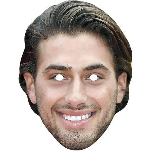 All Masks Are Pre Cut Kem Cetinay Love Island Celebrity Card Mask