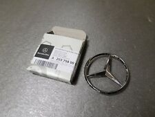 Genuine Mercedes-Benz W168 A-Class W221 Rear Boot Emblem Star Badge A2217580058