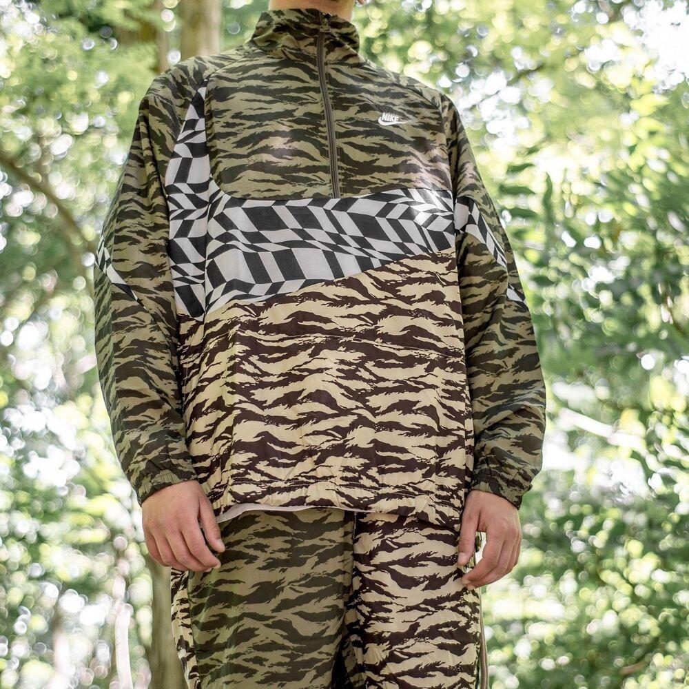 Nike Sportswear Swoosh à Survêtement Surdimensionné (ao0862 222) Taille (l)