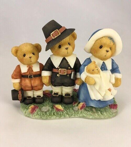 Cherished Teddies-Isaac, Jeremiah Jeremiah Jeremiah and Temperance 707031 personaggi da collezione Orsi 32e867