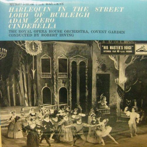 "Robert Irving7"" VinylMusic From The BalletsHMV7EP 707665ExEx"