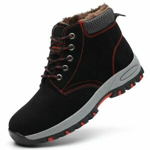 Sicherheit G0320 Braun auf Sicherheit Leder Arbeit Stahlkappe Stiefel