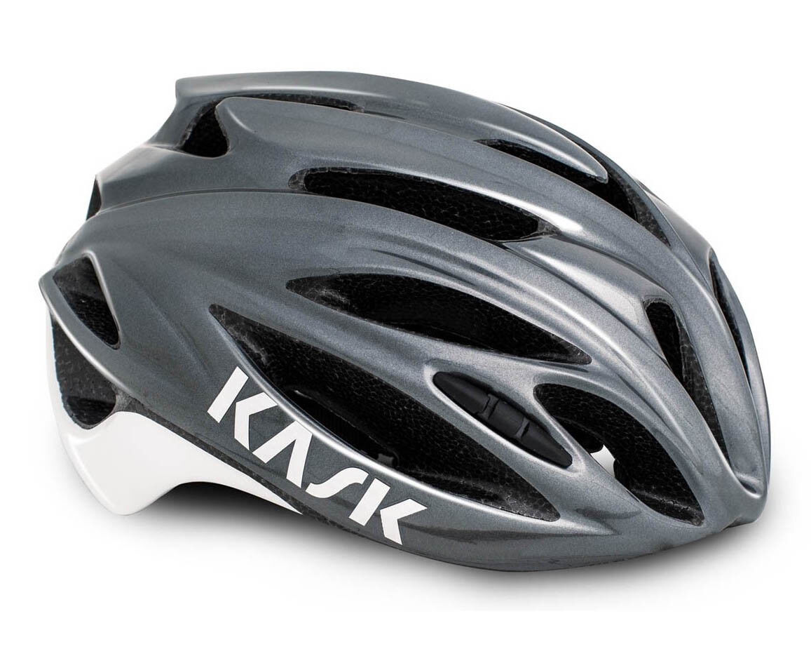 KASK RAPIDO Road Cycling Helmet - Anthracite [M 52-58. L 59-62cm]