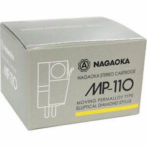 NAGAOKA-MP-110-STEREO-CARTRIDGE-FROM-JAPAN-w-TRACKING-FREE-SHIPPING