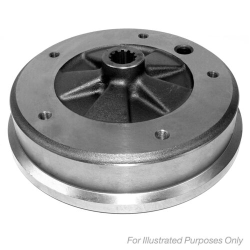 MBD357 1x NEW MINTEX REAR BRAKE DRUM