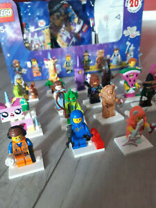 LEGO-71023-THE-LEGO-MOVIE-2-Minifigures-serie-complete-20-figs