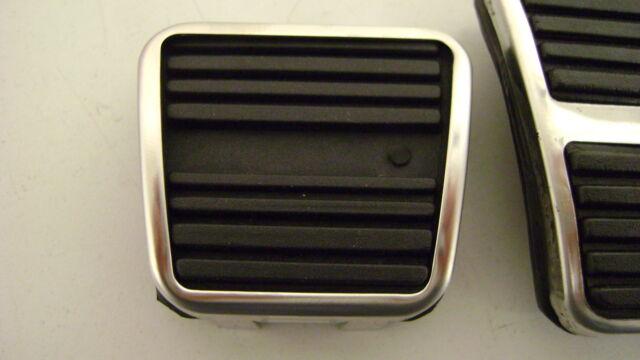 Pedal Pads Kit with Trim Automatic Disc Brake 6pc 69-81 Camaro 69-74 Nova pad
