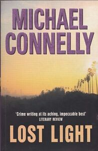 Lost-Light-by-Michael-Connelly-Paperback-2003-Crime-Writing-at-its-Best
