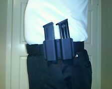 2 Magazine pouch fits  SIG P320  &  P250,  9mm & .40cal. mags, Kydex