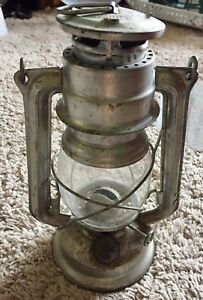 Details about Vintage Meva No  863 Lantern Paraffin Lamp Made In  Czechoslovakia