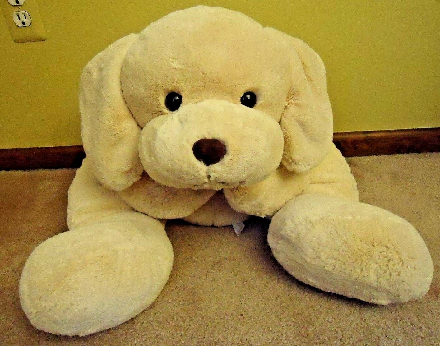 34  oroen Retriever Puppy Dog Plush Pillow Pal Huge Lab Animal Alley Toys R Us