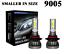 8000LM-H11-H8-H4-H1-H7-LED-Car-Headlight-Kits-Hi-Lo-Power-6000K-White-Bulb-Bulbs thumbnail 8