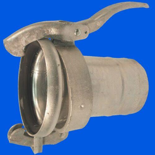 Schlauchkupplung M Teil f Gülleschlauch Saugschlauch Druckschlauch Biogas Gülle