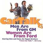 Car Talk: Men Are from GM, Women Are from Ford by Tom Magliozzi, Ray Magliozzi (CD-Audio, 2001)