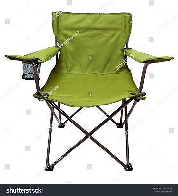 Northwest Lightweight Folding Sports Chair Lime Green