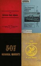 95 RARE BOOKS ON HOROLOGY, POCKET WATCH, CLOCK, SUNDIAL, REPAIR & MORE-VOL.2 DVD