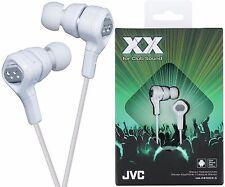JVC HA-FR100X Plata Elation XX Auriculares In-Ear Auriculares Original/Nuevo