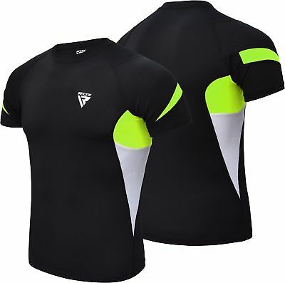 Official Website Rdx Mma Neoprene Chemise De Compression Rashguard Shirt Sudation Arts Martiaux Making Things Convenient For The People