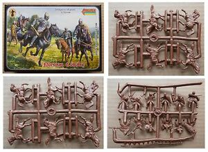 Norman-Cavalry-Strelets-soldatini-1-72-Cavalleria-Normanni-Inghilterra