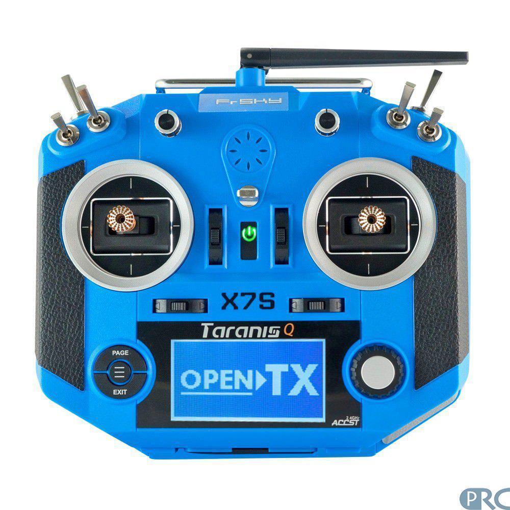 Frsky taranis q x7s - blau