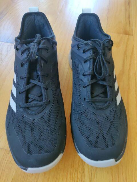 Adidas Speed Trainer 4 CG5131 Turf Baseball Shoes Black Men's Size 8.5