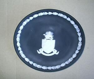 Wedgwood-Jasperware-Black-Cayman-Islands-Plate-UNPRINTED