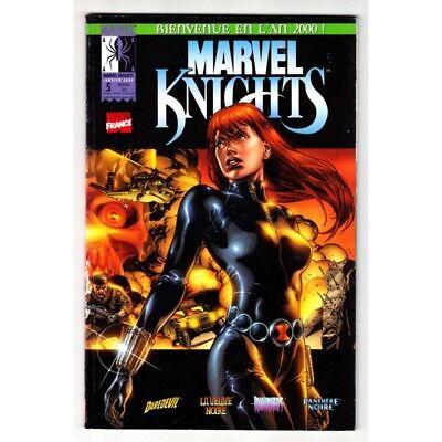 Actief Marvel Knights (1° Série) N° 5 - Comics Marvel Uitstekend In Kusseneffect