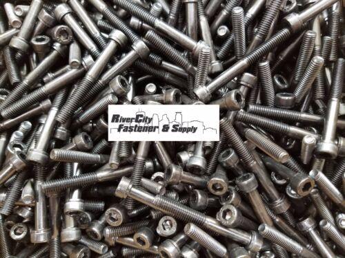 Allen Head Cap Screw Grade 12.9 Steel 6mm x 50mm 50 M6-1.0x50mm Socket