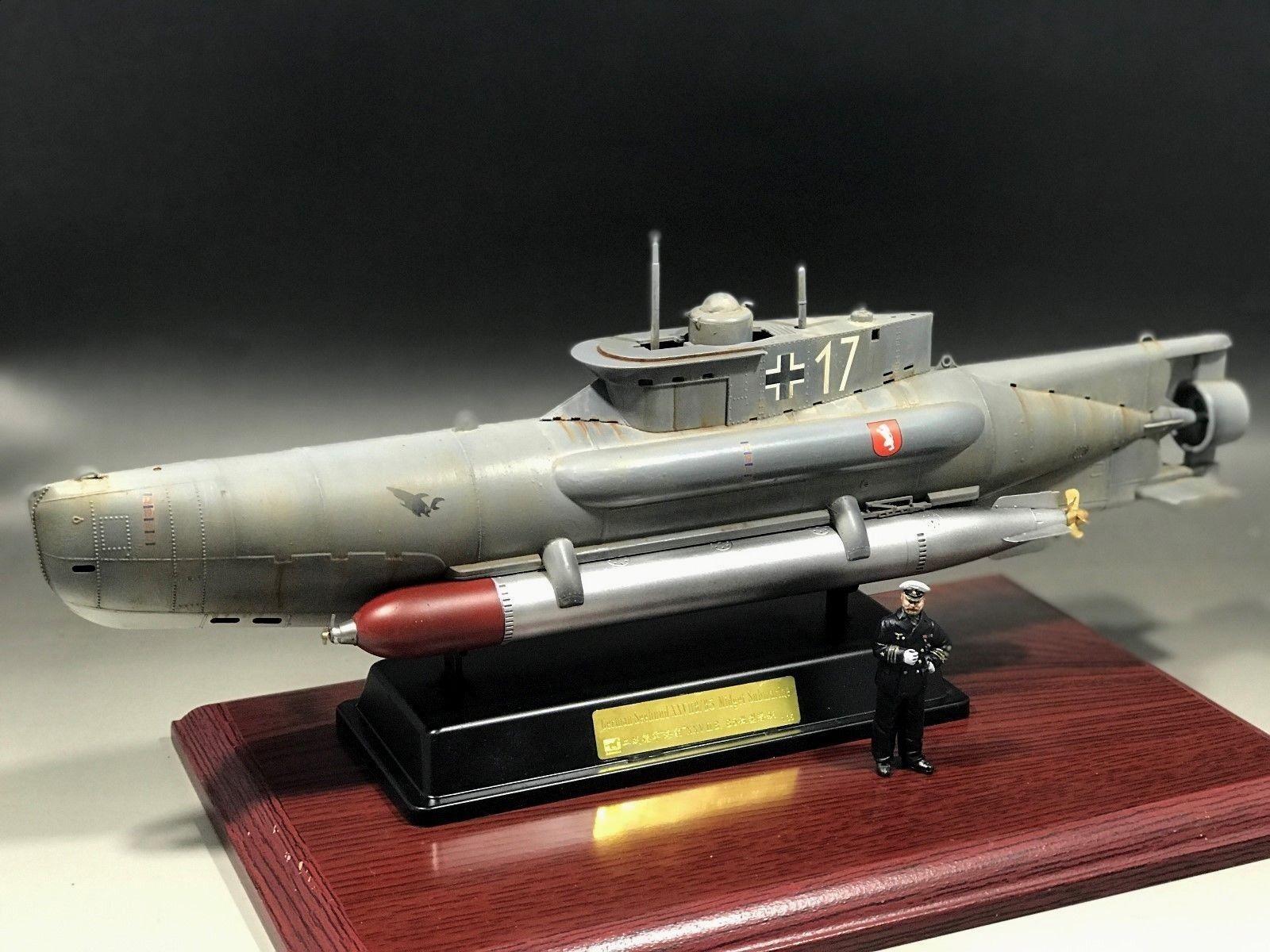 1/35 construido Bronco CB35053 alemán Seehund xxviib/B5 enano comandante de submarino con