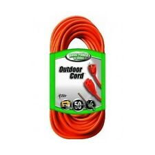 Outdoor 50 ft Extention Cord Coleman Cable Utility Garage Electrical Long Yard