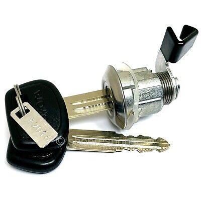 Oem Toyota Fuel Lid Door Gas Flap Lock Amp Key Set 91 95