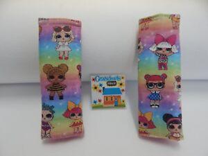 LOL-Dolls-Seat-Belt-Covers-Child-Car-Seat-Pram-Highchair-Stroller