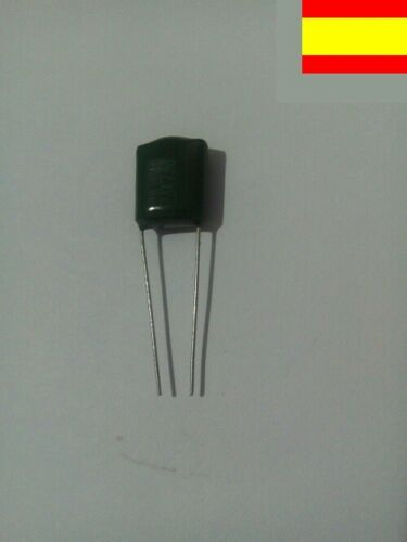 Capacitor 2j102j 0,001uf can be Condensateur kondensator //630v 6 mm