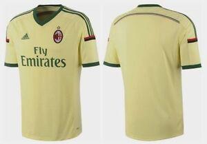 Jersey-AC-Milan-Yellow-M
