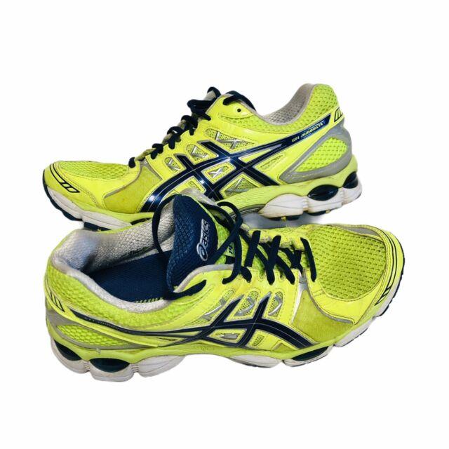Asics Gel Nimbus 14 Running Shoes Men's Size 8.5 T241N