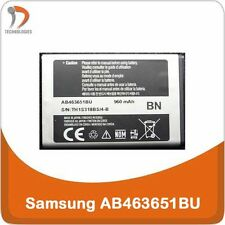 SAMSUNG AB463651BU Batterie Battery Batterij Originale S5560 S5600 S5620 S7070