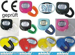 Shield ® zahnprotektor diente protectores gebißschutz Sport Sport diente protección single
